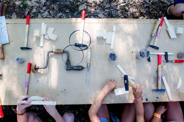 Na Podhůře probíhají i různé edukační programy pro děti   foto: Radek Kalhous,  MAFRA / Profimedia