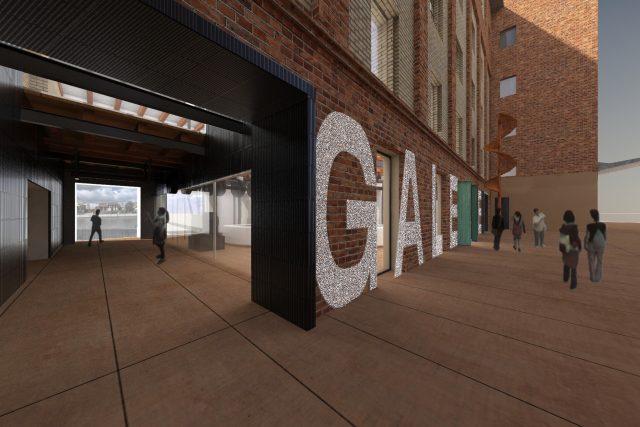 Východočeská galerie bude v pardubických Automatických mlýnech