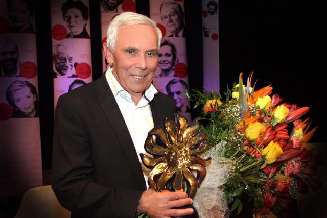 Šarmantní osobností roku je lékař Pavel Pafko | foto: Ivana Lukavská