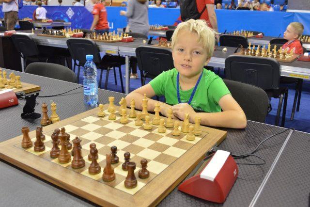 Šachista Jiří Bouška dosáhl titulu mistra světa v rapid šachu
