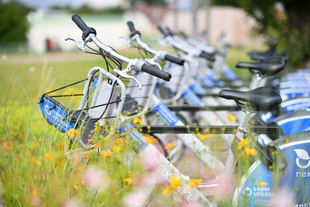 Sdílená kola nextbike se v Pardubicích osvědčila