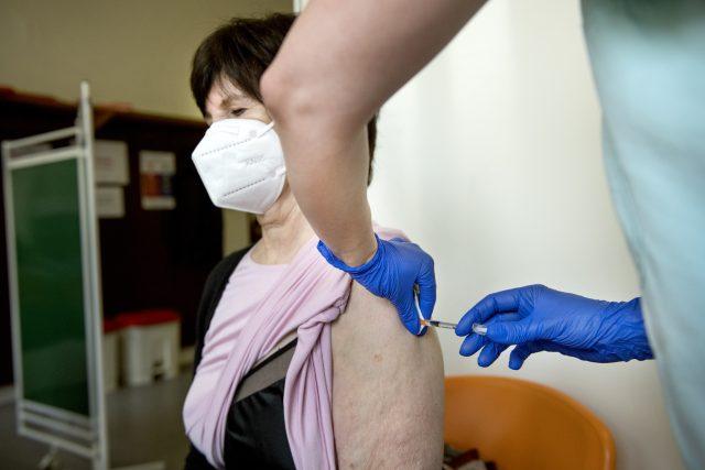 Očkování proti onemocnění Covid-19