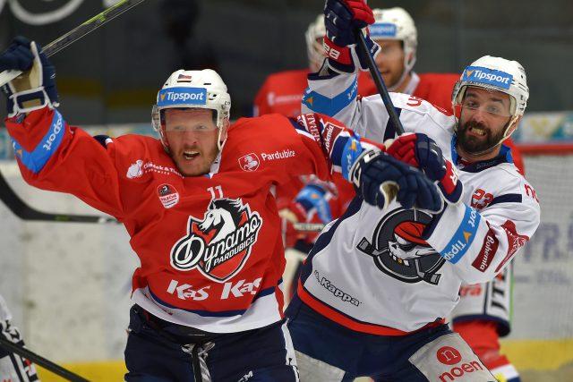 Pardubice mají po třech zápasech baráže plný počet bodů