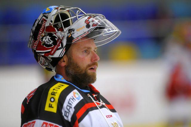 Hokejový mistr světa Adam Svoboda.