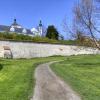 Pardubice zámek, park