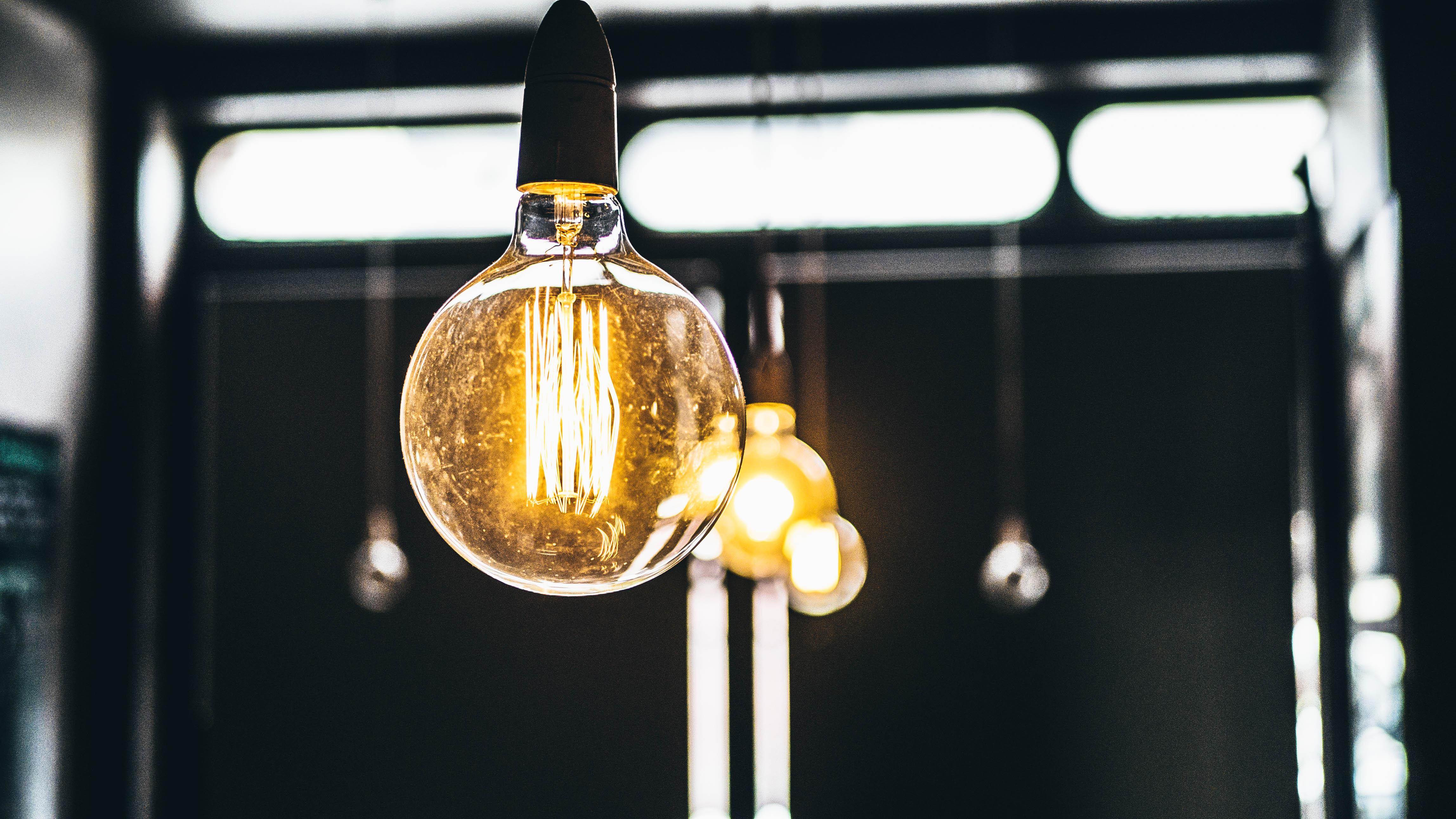 Žárovka, energie (ilustrační foto)